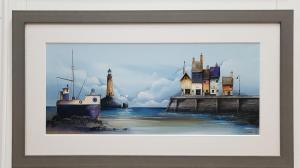 Quayside by Gary Walton